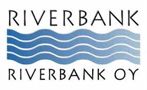 Riverbank Oy:n logo